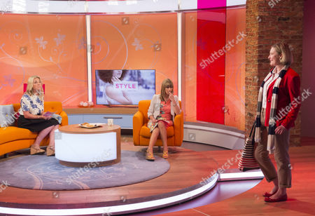 Editorial image of 'Lorraine Live' TV Programme, London, Britain - 14 Aug 2013