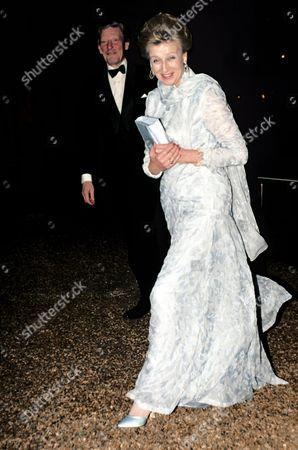 ANGUS OGILVY AND Princess Alexandra