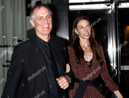 Stock Picture of Keith Carradine and Hayley DuMond