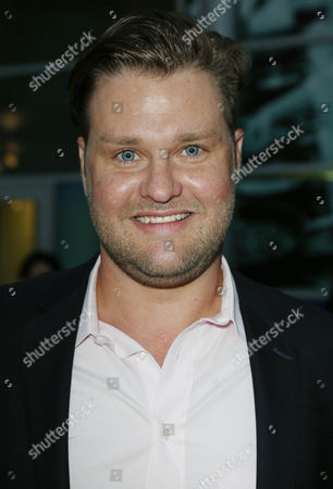 Editorial picture of 'Dark Tourist' film premiere, Los Angeles, America - 14 Aug 2013