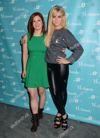 Editorial image of 'Husbands' online TV Series Premiere, Los Angeles, America - 14 Aug 2013