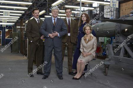 William Houston as Richard Broom, Martin Jarvis as Henry Broom, James Northcote as Johnny Broom, Rosalind Halstead as Estella Broom and Jenny Seagrove as Nora Broom.