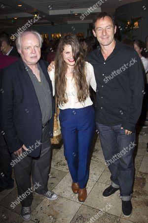 Michael Attenborough, Lucy Kirkwood (Author) and Jason Isaacs