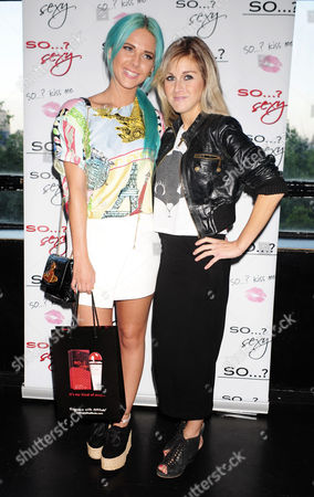 Editorial image of 'Bloggers Love So...?' Party, London, Britain - 15 Aug 2013