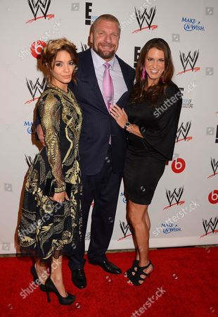 Editorial photo of WWE & E! Entertainment's 'SuperStars For Hope' charity event, Beverly Hills, Los Angeles, America - 15 Aug 2013