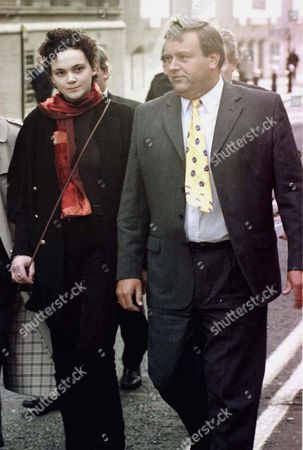 ALISON KENNEDY WITH DETECTIVE INSPECTOR RON WAINER