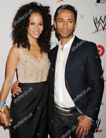 Sherri Saum and Kamar de los Reyes
