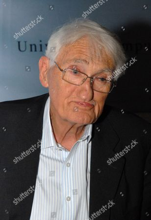 Stock Image of Juergen Habermas