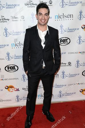 Editorial photo of 28th Annual Imagen Awards held at the Beverly Hilton in Beverly Hills, Los Angeles, America - 16 Aug 2013