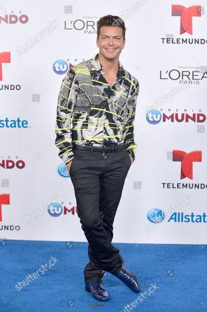 Editorial picture of Telemundo's Premio Tu Mundo, Florida, America - 15 Aug 2013
