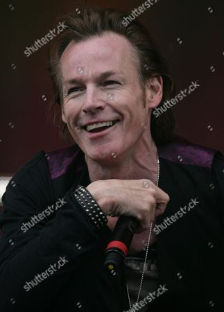 Stock Photo of Mark Shaw - Then Jericho