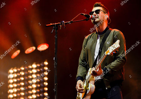 Liam James - The Courteeners