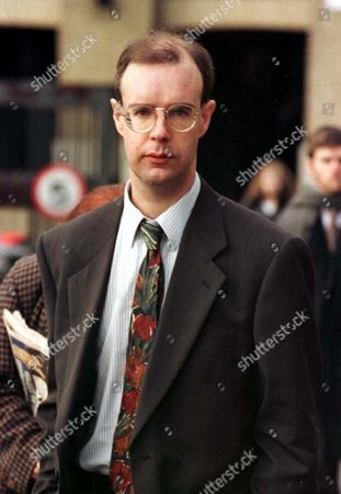 Editorial picture of ANDREW CHARLTON ARRIVING AT HIGH COURT ACCUSED  OF GROPING A WOMAN ON THE TUBE, LONDON, BRITAIN - 1998