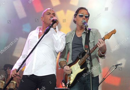 Go West - Peter Cox and Richard Drummie