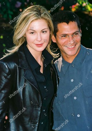 Kelly Rutherford and Thomas Calabro