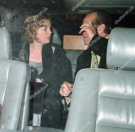 Jack Nicholson & Rebecca Broussard