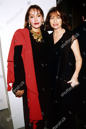 Barbara Carrera and Jacqueline Bisset