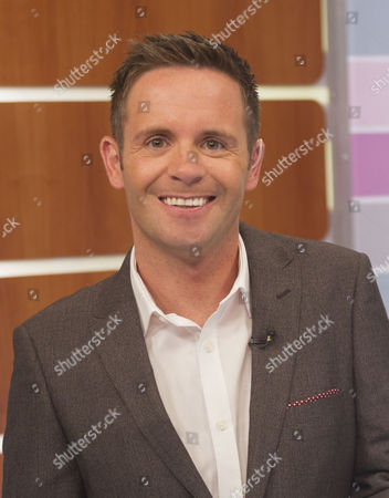 Editorial picture of 'This Morning' TV Programme, London, Britain - 20 Aug 2013