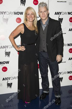 Editorial photo of 'Any Day Now' film screening, London, Britain - 20 Aug 2013