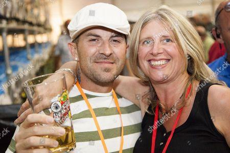 Editorial picture of 36th Peterborough Beer Festival, Peterborough, Britain - 20 Aug 2013