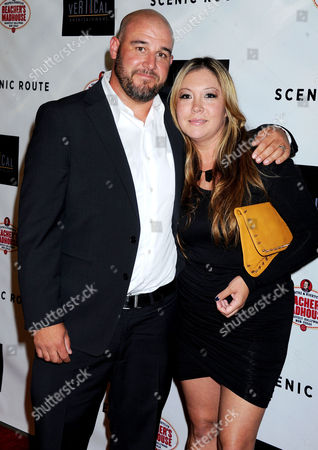 Kevin Goetz and wife