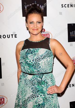 Editorial photo of 'Scenic Route' film premiere, Los Angeles, America - 20 Aug 2013