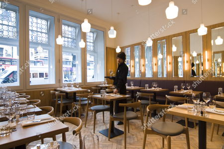 Whitechapel Galley Dining Room London England