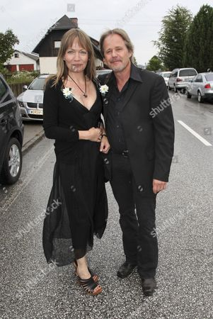 Oliver Schell and wife Maria