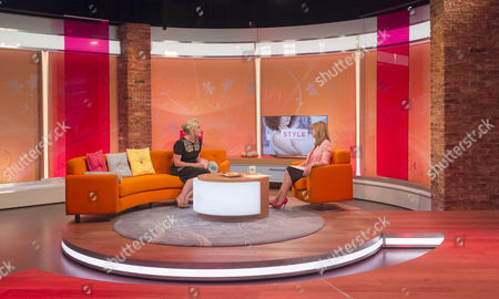 Tabitha Somerset Webb and Kate Garraway