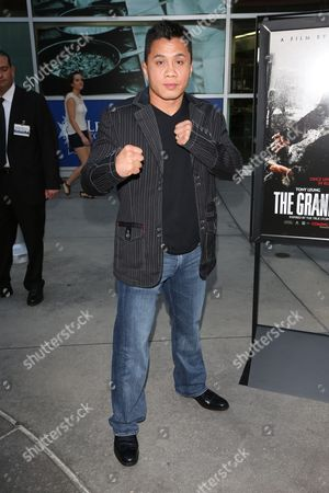 Editorial image of 'The Grandmaster' film premiere, Los Angeles, America - 22 Aug 2013