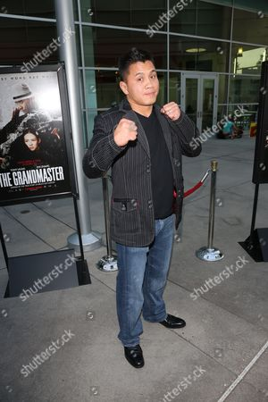 Editorial picture of 'The Grandmaster' film premiere, Los Angeles, America - 22 Aug 2013