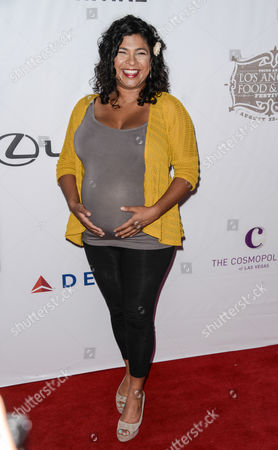 Editorial image of Third annual Los Angeles Food & Wine Festival Opening Celebration, America - 22 Aug 2013