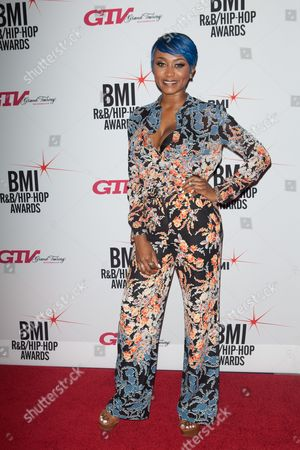 Editorial photo of BMI R&B and Hip Hop Awards, New York, America - 22 Aug 2013