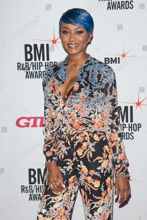 Editorial image of BMI R&B and Hip Hop Awards, New York, America - 22 Aug 2013