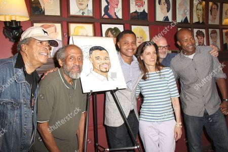 Cuba Gooding Jr, Hallie Foote