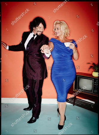 Laurence and Jackie Llewelyn Bowen