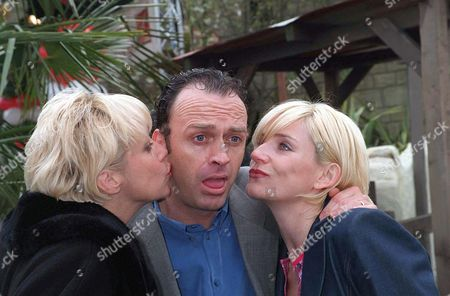MICHELLE COLLINS, PAUL USHER AND DENISE WELCH