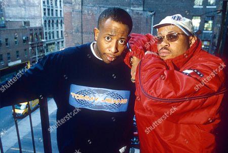 DJ PREMIER AND GURU