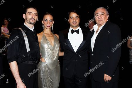Editorial image of Luis Fonsi Joins 'Forever Tango!', New York, America  - 21 Aug 2013