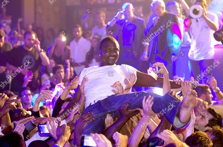 Stock Picture of Akon