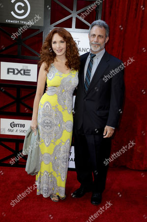Stock Picture of Amy Yasbeck & Michael Plonsker