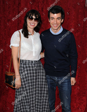 Nathan Fielder and guest