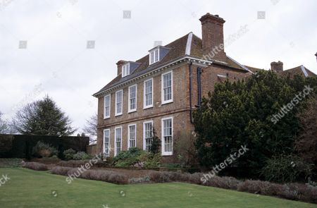 The home of Lord Peter Carrington