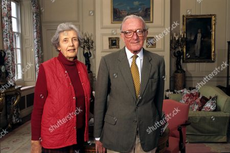 Lady Iona and Lord Peter Carrington