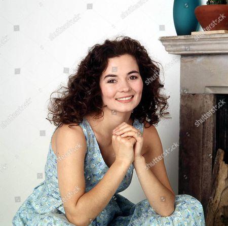 Editorial photo of ACTRESS JAYNE ASHBOURNE - 1998