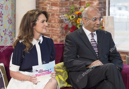 Emily Dean and Keith Vaz