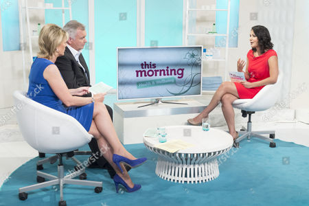 Editorial image of 'This Morning' TV Programme, London, Britain. - 27 Aug 2013