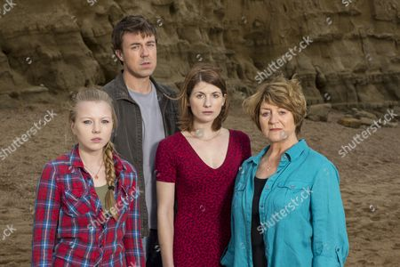 Editorial image of 'Broadchurch' TV Programme - 2013