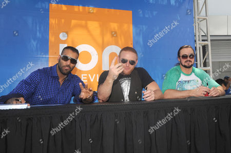3 MB Jinder Mahal, Heath Slater and Drew McIntyre