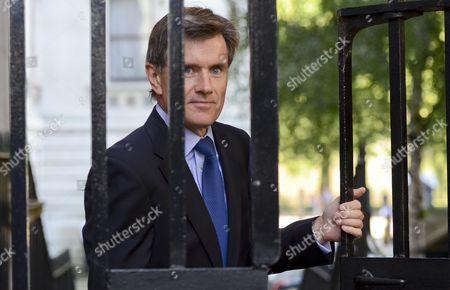 The head of MI6 Sir John Sawers